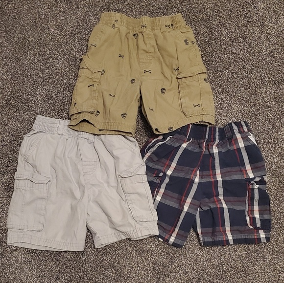 Garanimals Other - Lot of 3 Garanimals shorts. Size 3T